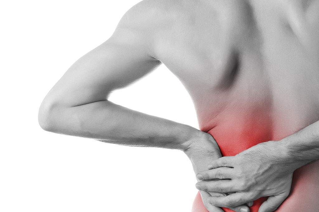 Lower Back Pain Sacroiliac Joint Sprain / Piriformis Syndrome