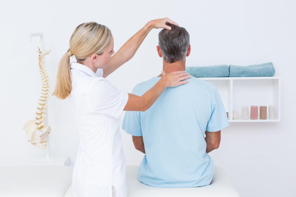 Muscular Neck Pain